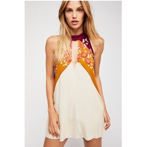 NWT Free People Beat Of My Heart Tunic